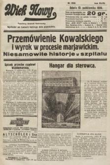 Wiek Nowy : popularny dziennik ilustrowany. 1928, nr8194