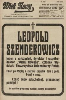 Wiek Nowy : popularny dziennik ilustrowany. 1928, nr8202