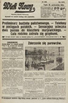 Wiek Nowy : popularny dziennik ilustrowany. 1928, nr8205