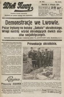 Wiek Nowy : popularny dziennik ilustrowany. 1928, nr8212
