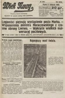 Wiek Nowy : popularny dziennik ilustrowany. 1928, nr8216