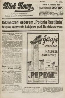 Wiek Nowy : popularny dziennik ilustrowany. 1928, nr8217