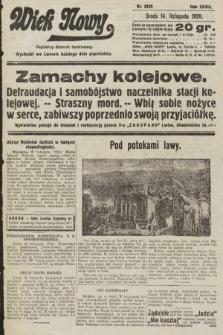 Wiek Nowy : popularny dziennik ilustrowany. 1928, nr8220