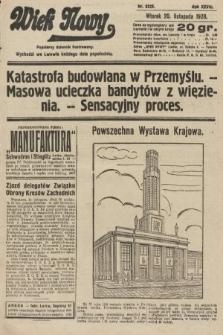 Wiek Nowy : popularny dziennik ilustrowany. 1928, nr8225