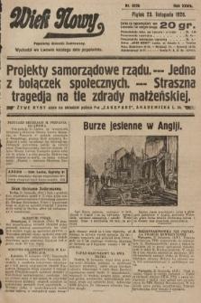 Wiek Nowy : popularny dziennik ilustrowany. 1928, nr8228