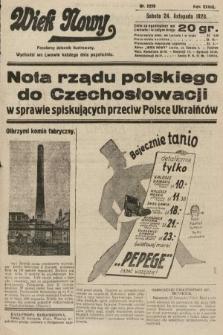 Wiek Nowy : popularny dziennik ilustrowany. 1928, nr8229
