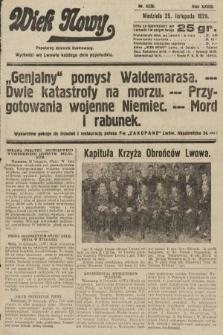Wiek Nowy : popularny dziennik ilustrowany. 1928, nr8230