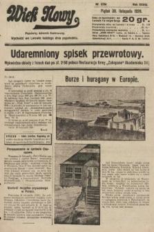 Wiek Nowy : popularny dziennik ilustrowany. 1928, nr8234