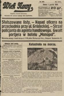Wiek Nowy : popularny dziennik ilustrowany. 1928, nr8235