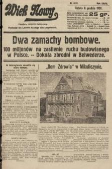 Wiek Nowy : popularny dziennik ilustrowany. 1928, nr8241