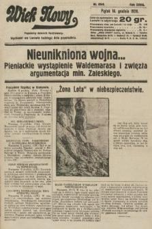 Wiek Nowy : popularny dziennik ilustrowany. 1928, nr8245