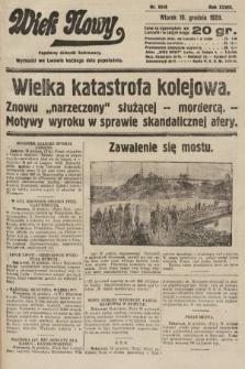 Wiek Nowy : popularny dziennik ilustrowany. 1928, nr8248