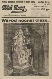 Wiek Nowy : popularny dziennik ilustrowany. 1928, nr8254