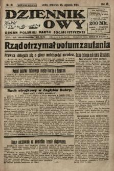 Dziennik Ludowy : organ Polskiej Partji Socjalistycznej. 1923, nr19