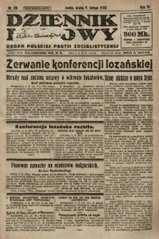 Dziennik Ludowy : organ Polskiej Partji Socjalistycznej. 1923, nr29