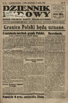 Dziennik Ludowy : organ Polskiej Partji Socjalistycznej. 1923, nr52