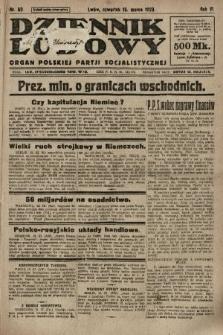 Dziennik Ludowy : organ Polskiej Partji Socjalistycznej. 1923, nr60