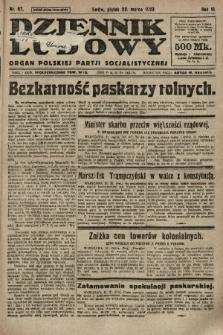 Dziennik Ludowy : organ Polskiej Partji Socjalistycznej. 1923, nr67
