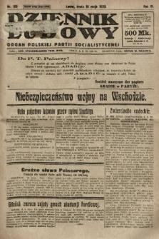 Dziennik Ludowy : organ Polskiej Partji Socjalistycznej. 1923, nr109