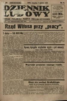 Dziennik Ludowy : organ Polskiej Partji Socjalistycznej. 1923, nr126