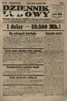 Dziennik Ludowy : organ Polskiej Partji Socjalistycznej. 1923, nr127