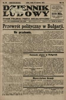 Dziennik Ludowy : organ Polskiej Partji Socjalistycznej. 1923, nr131