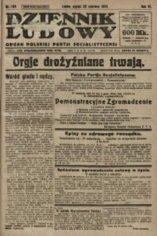 Dziennik Ludowy : organ Polskiej Partji Socjalistycznej. 1923, nr139
