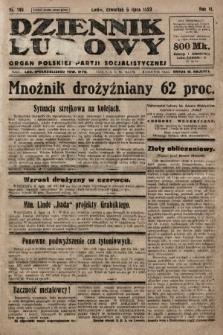 Dziennik Ludowy : organ Polskiej Partji Socjalistycznej. 1923, nr149