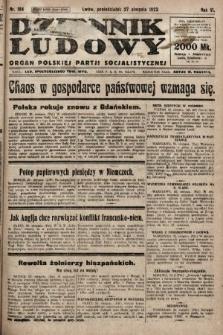 Dziennik Ludowy : organ Polskiej Partji Socjalistycznej. 1923, nr194