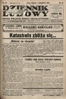 Dziennik Ludowy : organ Polskiej Partji Socjalistycznej. 1923, nr227