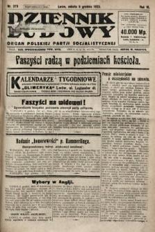Dziennik Ludowy : organ Polskiej Partji Socjalistycznej. 1923, nr278