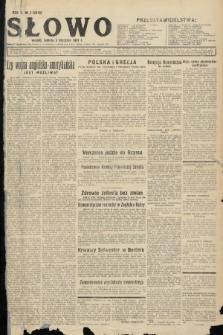 Słowo. 1931, nr2