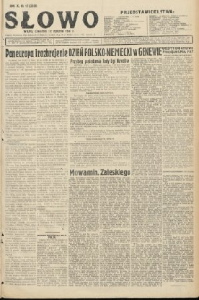 Słowo. 1931, nr17