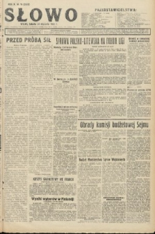 Słowo. 1931, nr19