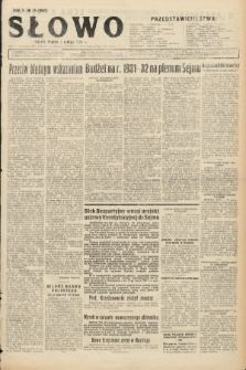 Słowo. 1931, nr29