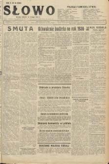Słowo. 1931, nr36