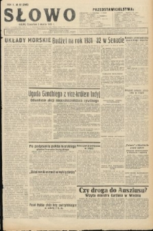 Słowo. 1931, nr52