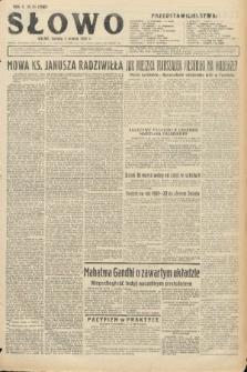 Słowo. 1931, nr54