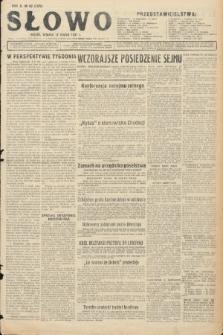 Słowo. 1931, nr62