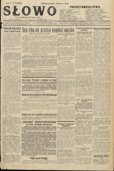 Słowo. 1931, nr73