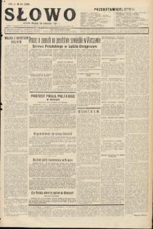 Słowo. 1931, nr81