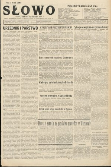 Słowo. 1931, nr83