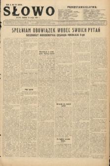 Słowo. 1931, nr111