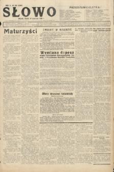Słowo. 1931, nr136