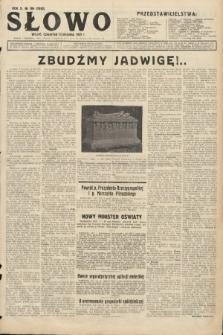 Słowo. 1931, nr184