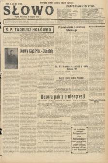 Słowo. 1931, nr198