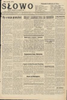 Słowo. 1931, nr207