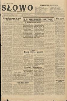 Słowo. 1931, nr221