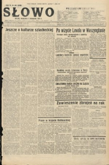 Słowo. 1931, nr252