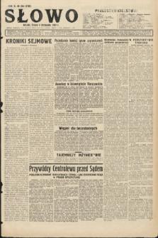 Słowo. 1931, nr254